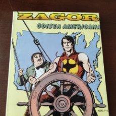 Cómics: COMIC, ZAGOR, ODISEA AMERICANA, ED.ZINCO. Lote 278333753