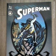 Fumetti: SUPERMAN BALAS ARDIENTES DE ZINCO. JM DEMATTEIS Y EDUARDO BARRETO. Lote 278486108