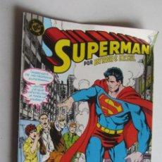 Cómics: SUPERMAN. Nº 24.- ¡LA SUPER AMENAZA DE METROPOLIS!. DC EDICIONES ZINCO. ARX123. Lote 278560978
