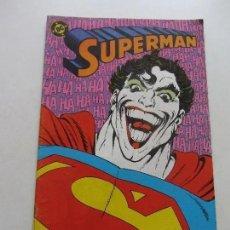 Cómics: SUPERMAN. Nº 23.- ¿ADIVINA QUIEN ESTA EN METROPOLIS?. DC ZINCO ARX123. Lote 278561303