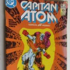 Cómics: CAPITAN ATOM Nº 8 DC ZINCO ARX123. Lote 278562288