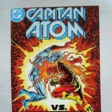 Cómics: CAPITAN ATOM Nº 4 DC ZINCO ARX123. Lote 278562638
