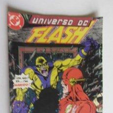 Cómics: UNIVERSO DC Nº 8. FLASH DC ZINCO ARX123. Lote 278562828