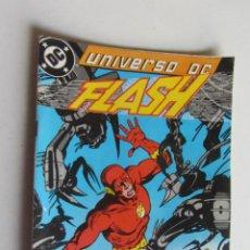 Cómics: UNIVERSO DC Nº 7. FLASH DC ZINCO ARX123. Lote 278562943