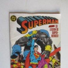 Cómics: SUPERMAN VOL II Nº 19 - EDICIONES ZINCO ARX124. Lote 278586148