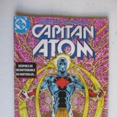 Cómics: CAPITAN ATOM Nº 1 / DC - ZINCO ARX124. Lote 278586803