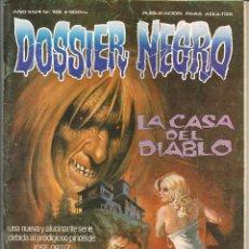 Cómics: DOSSIER NEGRO Nº 166 - LA CASA DEL DIABLO - GYESA. Lote 278701673