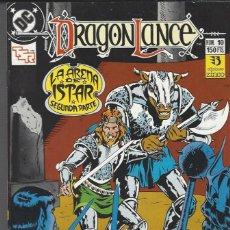 Cómics: DRAGONLANCE DRAGON LANCE Nº 10 - MUY BUEN ESTADO !!. Lote 279351748