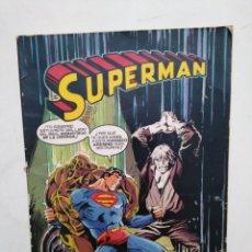 Cómics: CÓMIC SUPERMAN-EL MONSTRUO DE LA CIENAGA ( LAS SESENTA MUERTES DE SALOMÓN GRUNDY ). Lote 279440733