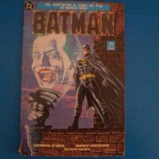 Cómics: COMIC DE BATMAN AÑO 1989 DE EDICIONES ZINCO LOTE 29 F. Lote 279442033