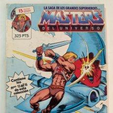 Cómics: TEBEO CÓMIC RETAPADO MASTERS DEL UNIVERSO CONTIENE LOS Nº 13 AL 16 EDICIONES ZINCO. Lote 279519978