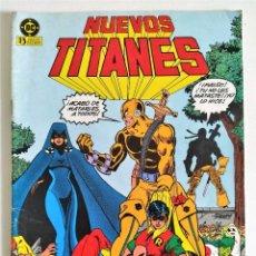 Cómics: NUEVOS TITANES VOL.1 Nº 2 (MARV WOLFMAN & GEORGE PÉREZ) - 1ª APARICIÓN DEATHSTROK ~ DC /ZINCO (1984). Lote 280201293