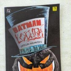 Cómics: BATMAN LOCURA ESPECIAL HALLOWEEN. JEPH LOEB-TIME SALE. EDICIONES ZINCO.. Lote 280513973