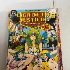 Cómics: ZINCO DC - LIGA DE LA JUSTICIA DE AMERICA NUMERO 28 BUEN ESTADO. Lote 280690613