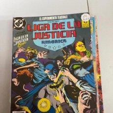 Cómics: ZINCO DC - LIGA DE LA JUSTICIA DE AMERICA NUMERO 26 BUEN ESTADO. Lote 280690683