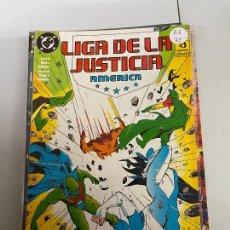 Cómics: ZINCO DC - LIGA DE LA JUSTICIA DE AMERICA NUMERO 32 BUEN ESTADO. Lote 280690733