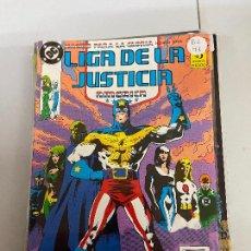 Cómics: ZINCO DC - LIGA DE LA JUSTICIA DE AMERICA NUMERO 41 BUEN ESTADO. Lote 280690838