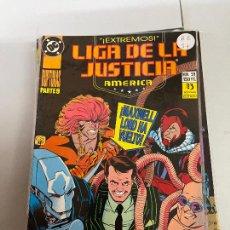 Cómics: ZINCO DC - LIGA DE LA JUSTICIA DE AMERICA NUMERO 51 BUEN ESTADO. Lote 280690898