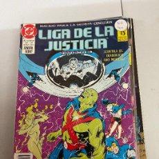 Cómics: ZINCO DC - LIGA DE LA JUSTICIA DE AMERICA NUMERO 44 NORMAL ESTADO. Lote 280691003