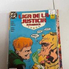 Cómics: ZINCO DC - LIGA DE LA JUSTICIA DE AMERICA NUMERO 27 NORMAL ESTADO. Lote 280691048