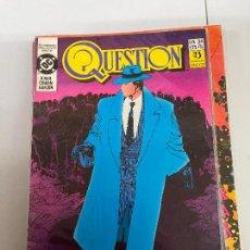 Cómics: ZINCO DC - QUESTION NUMERO 34 BUEN ESTADO. Lote 280691963