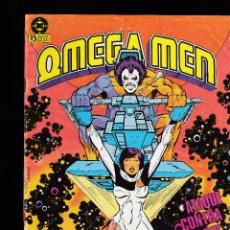 Comics: OMEGA MEN - Nº 2 - ATAQUE CONTRA EUPHORIX - DC - ZINCO -. Lote 280874793