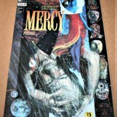 Cómics: MERCY - PIEDAD - DEMATTEIS / JOHNSON - VERTIGO - DC / EDICIONES ZINCO. Lote 282454968