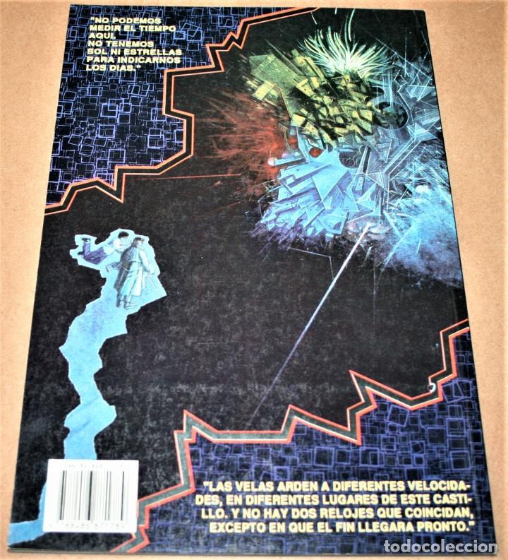 Cómics: LOS LIBROS DE LA MAGIA - LIBRO 4 - GAIMAN / JOHNSON - DC / EDIC. ZINCO - Foto 3 - 282455068