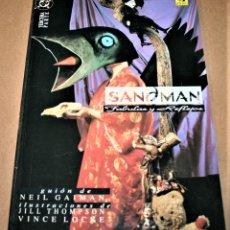 Cómics: SANDMAN - FABULAS Y REFLEJOS TERCERA PARTE - VERTIGO - DC / EDICIONES ZINCO. Lote 282455263