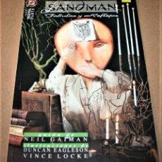 Cómics: SANDMAN - FABULAS Y REFLEJOS SEGUNDA PARTE - VERTIGO - DC / EDICIONES ZINCO. Lote 282455268