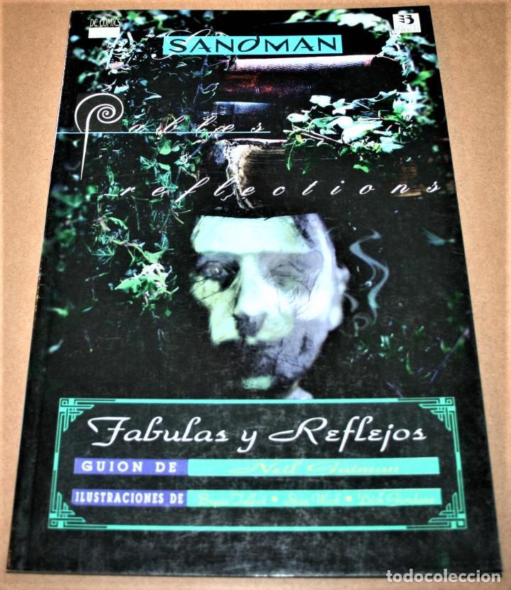 SANDMAN - FABULAS Y REFLEJOS - VERTIGO - DC / EDICIONES ZINCO (Tebeos y Comics - Zinco - Prestiges y Tomos)