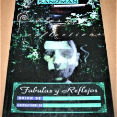 Cómics: SANDMAN - FABULAS Y REFLEJOS - VERTIGO - DC / EDICIONES ZINCO. Lote 282455288