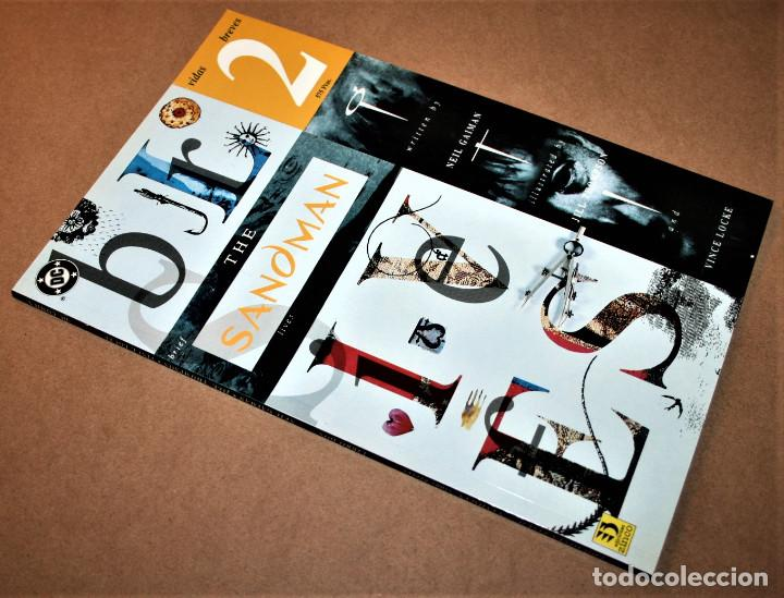 Cómics: SANDMAN - VIDAS BREVES 2 - VERTIGO - DC / EDICIONES ZINCO - Foto 2 - 282455328