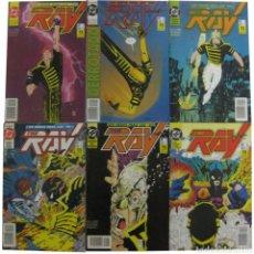 Cómics: THE RAY , JOE QUESADA( COMPLETA) EDICIONES ZINCO. Lote 282892958
