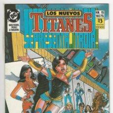Comics : ZINCO. LOS NUEVOS TITANES. 15.. Lote 277118583