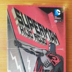 Cómics: SUPERMAN HIJO ROJO OTROS MUNDOS DC COMICS - ECC. Lote 283450948