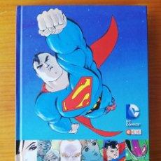 Cómics: SUPERMAN LAS CUATRO ESTACIONES ECC DC TAPA DURA GRANDES AUTORES : JEPH LOEB TIM SALE. Lote 283452288