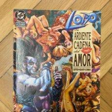 Cómics: LOBO: LA ARDIENTE CADENA DEL AMOR - D3. Lote 283500913