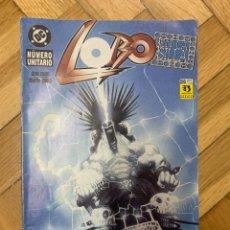 Cómics: LOBO: EN LA SILLA - D2. Lote 283501033