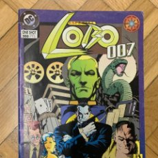 Cómics: LOBO ESPECIAL 007 - D3. Lote 283501458
