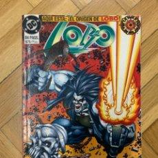 Cómics: LOBO TOMO 1: EL ORIGEN DE LOBO. Lote 283502168