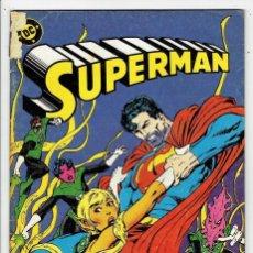 Cómics: SUPERMAN Nº 22 - EDICIONES ZINCO 1984. Lote 283898123