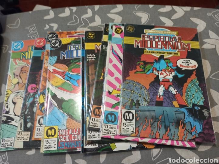ESPECIAL MILLENIUM EDICIONES ZINCO DEL 1 AL 10 (Tebeos y Comics - Zinco - Millenium)