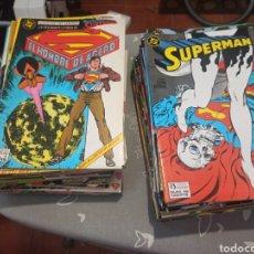 Cómics: SUPERMÁN 123 NÚMEROS COMPLETA+10 ESPECIALES MBE. Lote 284289113