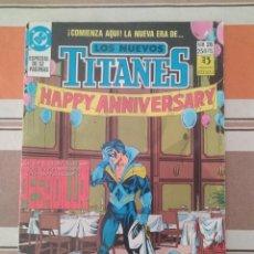 Cómics: LOS NUEVOS TITANES 28 - COMIC DC ZINCO - PEDIDO MINIMO 3€. Lote 284322293
