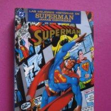 Comics: LAS MEJORES HISTORIAS DE SUPERMAN JAMAS CONTADAS ZINCO. Lote 284527718