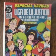 Cómics: LIGA DE LA JUSTICIA INTERNACIONAL ESPECIAL Nº 1 - ZINCO DC COMICS - 84 PGNAS.. Lote 284762333