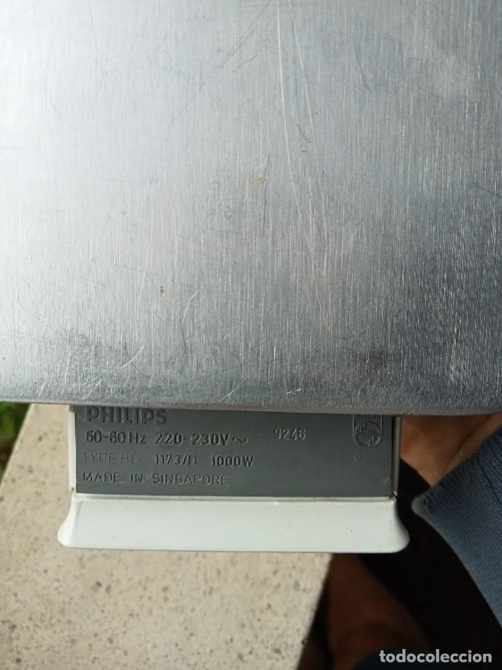 Cómics: Plancha eléctrica Philips modelo 1173/D, años 70, vintage - Foto 3 - 285433523