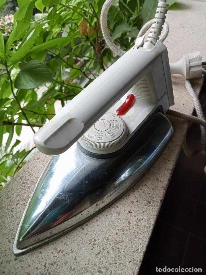 Cómics: Plancha eléctrica Philips modelo 1173/D, años 70, vintage - Foto 4 - 285433523