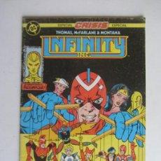 Cómics: INFINITY Nº 14 DC EDICIONES ZINCO ARX145. Lote 285463123